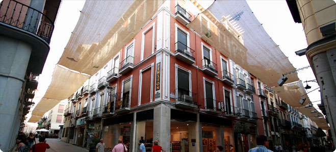 Mesones Guesthouse - Granada Accommodation
